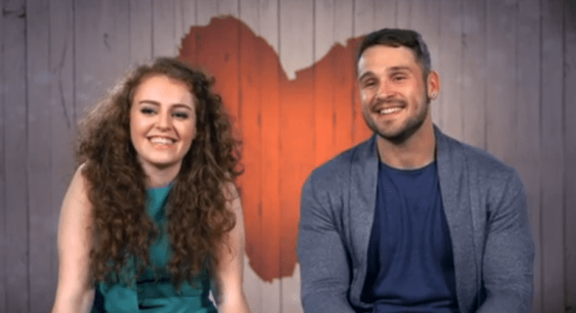 First Dates Ruby and Dino