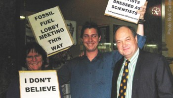 Dr  Robert Carter, scientist, climate skeptic, pioneer