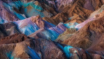 Show and Tell - Artists Palette, Death Valley