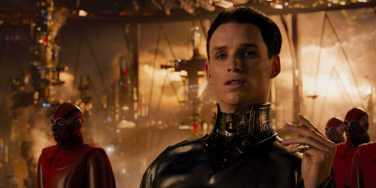 'Jupiter Ascending' Is The Same Movie Three Times Over, And Is Also Just An Overblown 'Dune' Fan-Fiction
