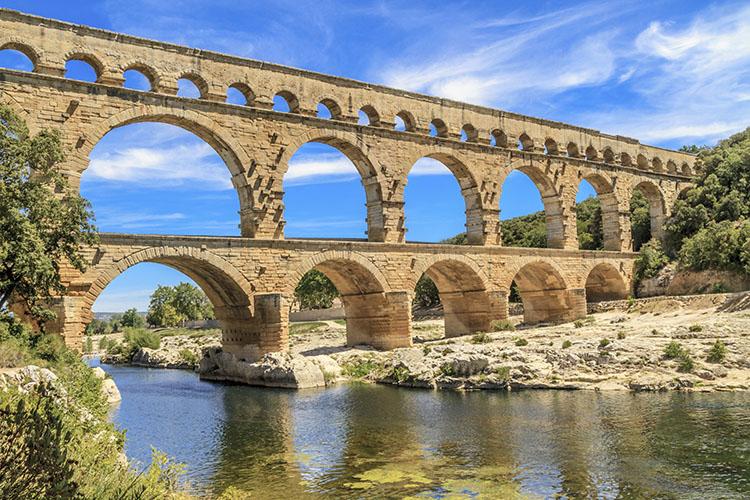 De nouvelles conditions d'accès (toujours gratuit !) au Pont du Gard