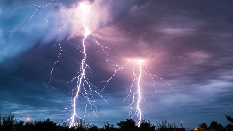 Alerte orages ce mardi 2 juillet