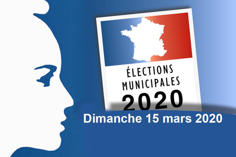 Le résultat des élections municipales 2020