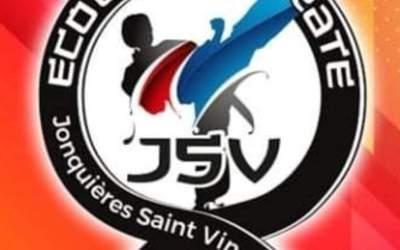 Tout nouveau : un Club de Karaté à Jonquières Saint Vincent