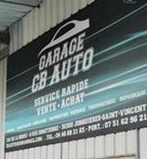 CB Auto : un nouveau garage automobile à Jonquières Saint Vincent