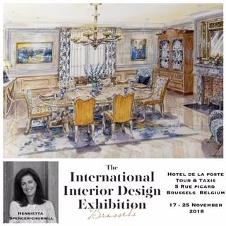 International interior design exhibition 2018 jon rhodes for International interior design exhibition