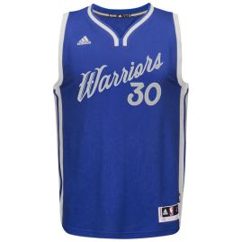 Golden State Warriors Steph Curry Christmas Jersey
