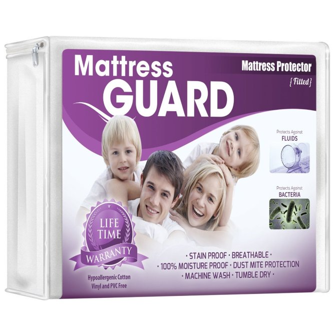 Mattress Guard King Protector Twin Xl Full Queen California