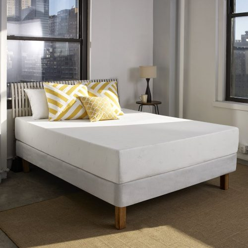 Sleep Innovations Shea 10 Inch Memory Foam Mattress Cal King