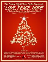 FNTC Poster Christmas Concert