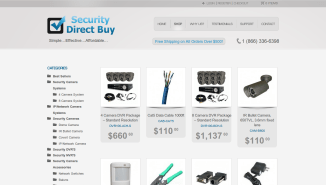 Security Direct Buy Shop