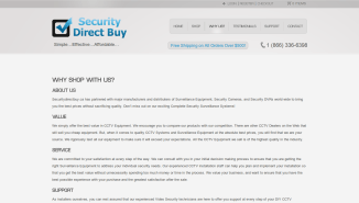 Security Direct Buy Why Us?