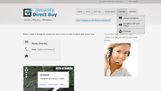 Security Direct Buy Contact