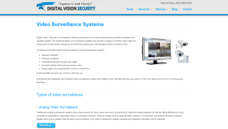 Digital Vision Security Services