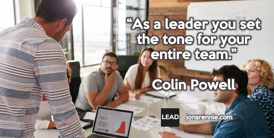 5 Keys to Setting the Tone as a New Leader