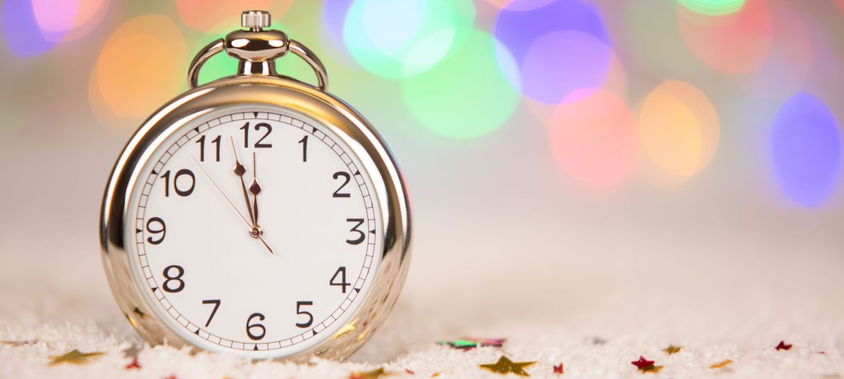 Forget the New Year's Resolution, Do This Instead to Make Lasting Change