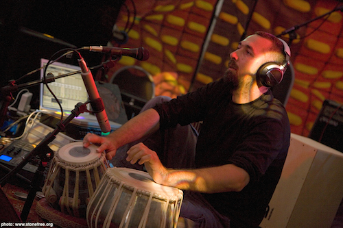 Jon-Sterckx Tabla & World Music Percussion Session Recording