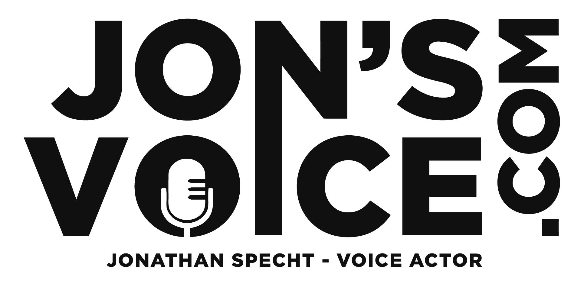 Jon's Voice - Professional Voice Actor Jon Specht