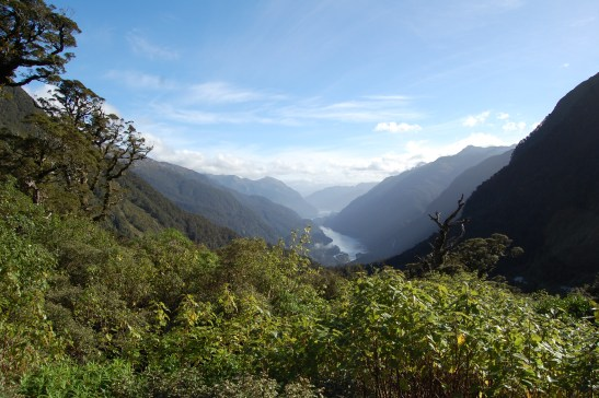 Wilmot Pass, Doubtful Sound