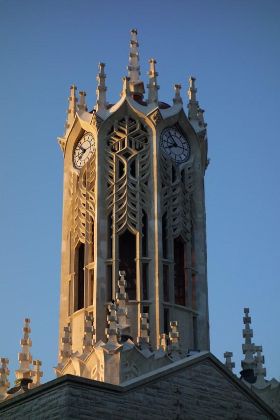 DSC01103 University Clock Clock Tower Tower