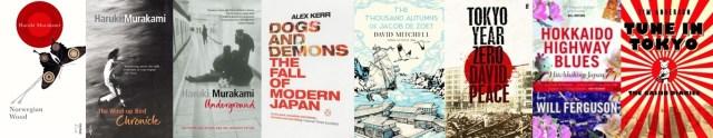 Blog Japan Books