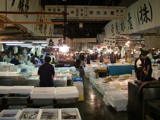 DSCF5475 Tsukiji Market