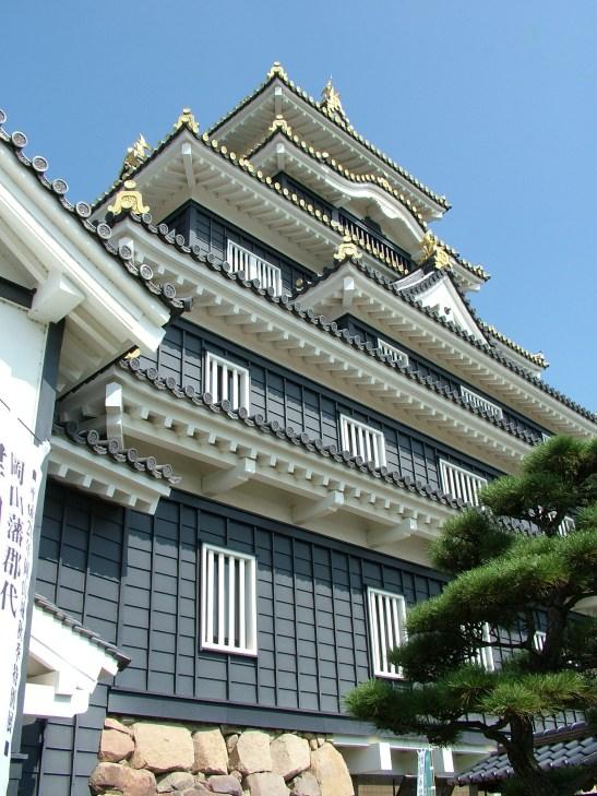 DSCF5712 Okayama Castle