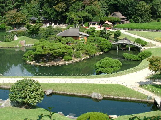 DSCF5734 Korakuen Garden