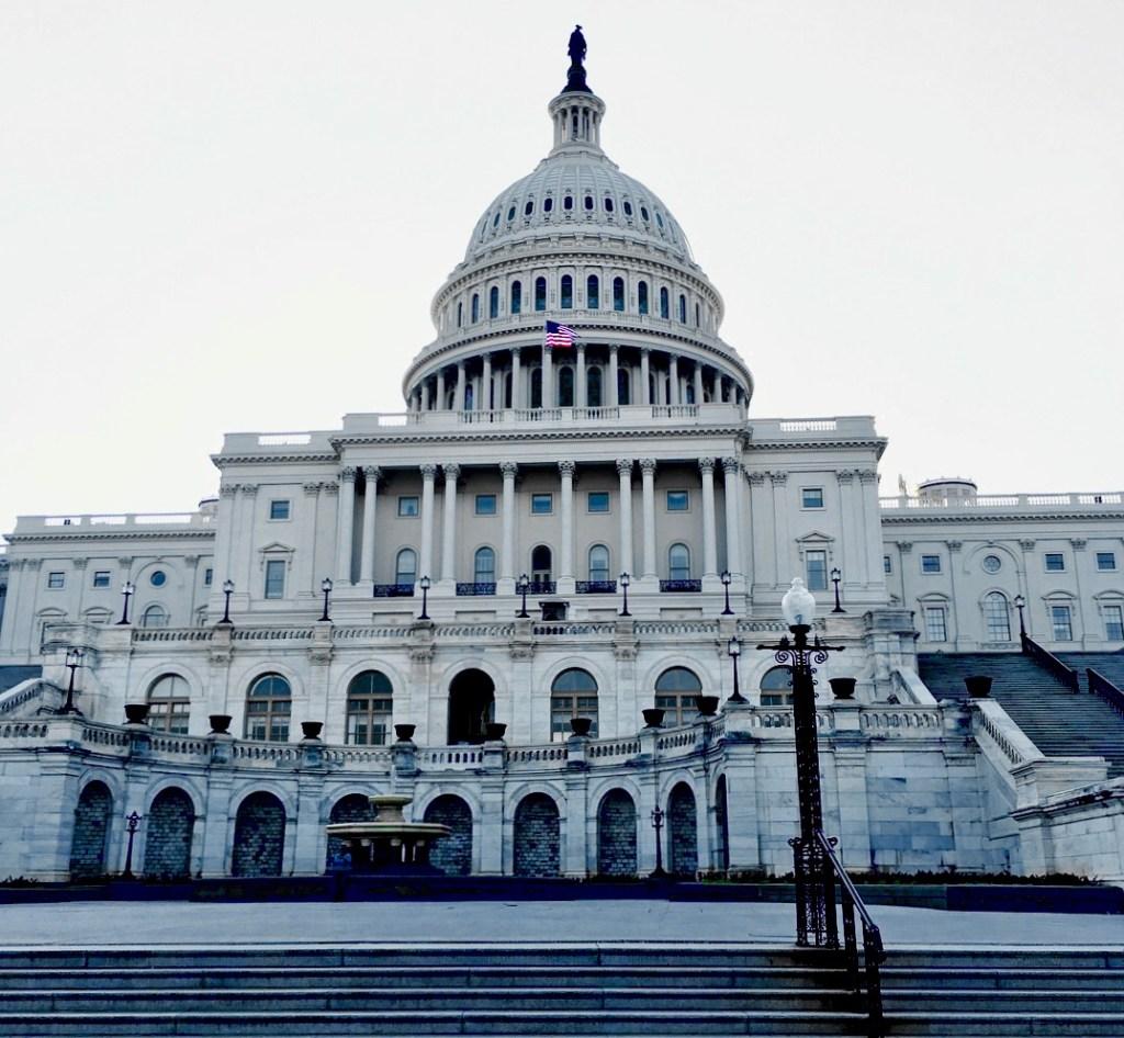U.S. Capitol Building, West Side