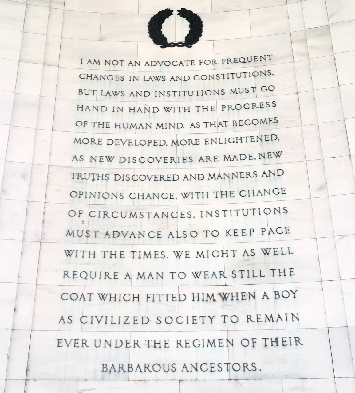 Jefferson quote