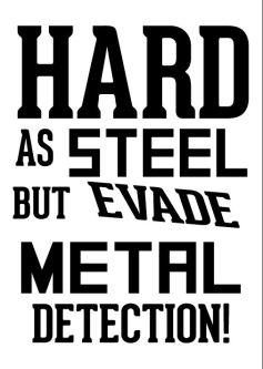 Skjermbilde - Hard as STEEL