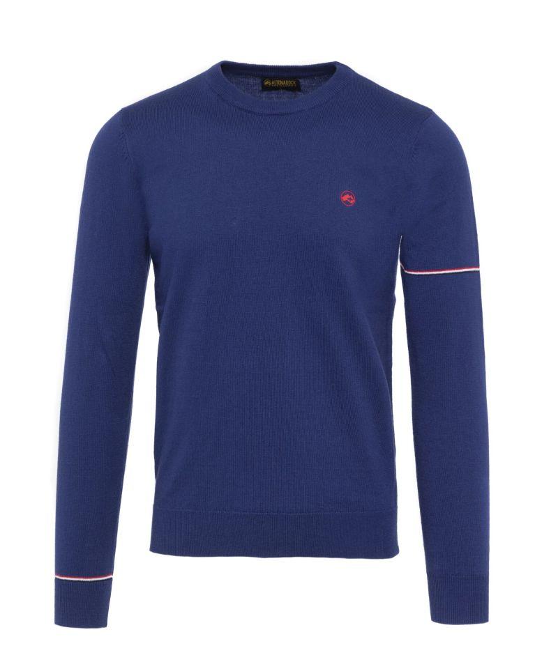 jersey punto azul