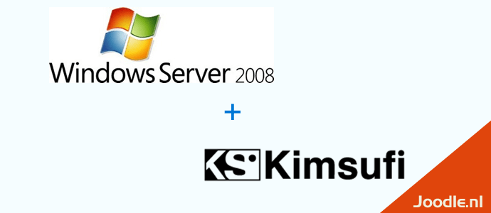install wiindows server 2008 in kumsufi
