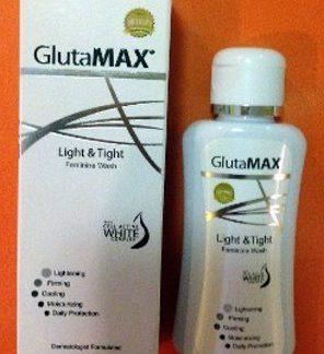 1 Glutamax light & tight Feminine wash new