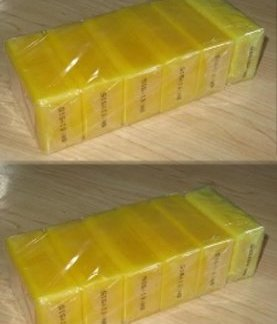 12 Lemon soaps new