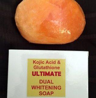 12 pcs kojic acid glutathione ultimate new
