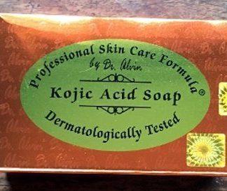 12 pcs kojic acid soap new
