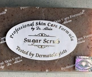 12 pscf sugar scrub new