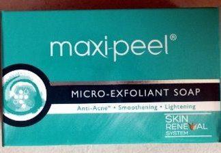 18 Maxi peel soap new