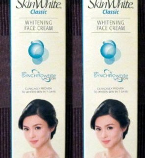 2 skinwhite classic face cream new