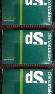 3 DS Collagen soap new