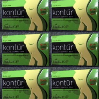 6 kojie san kontur soap new