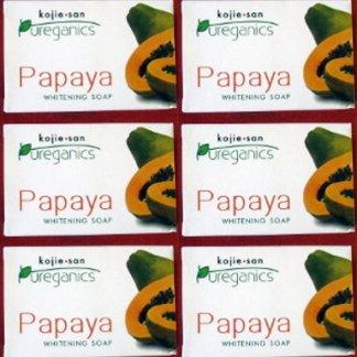 6 kojie san organic papaya new