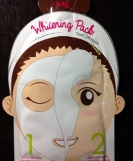 7 Iwhite korea whitening peel new