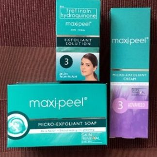 Maxi peel Set new