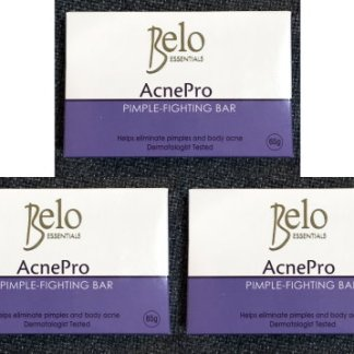 belo acne pro pimple fighting bars new
