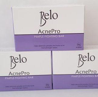 belo acne soap