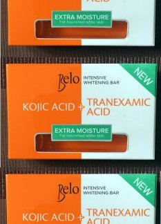 belo tran moisture soap new