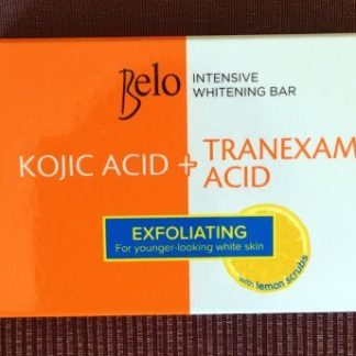 belo tranexamic lemon soap new