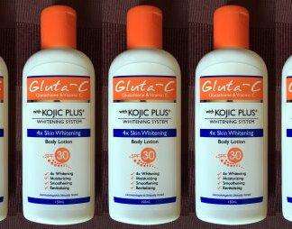 gluta c kojic plus lotion new